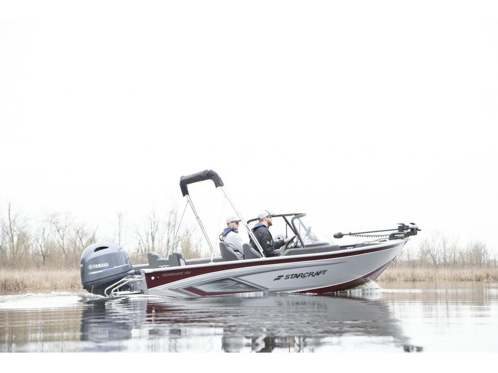 2021 Starcraft boat for sale, model of the boat is Renegade 168 Dc & Image # 2 of 12