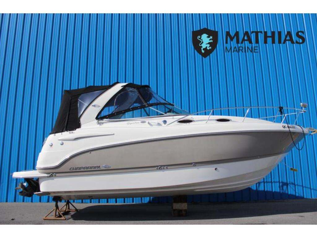 2007 Chaparral boat for sale, model of the boat is 280 & Image # 1 of 10