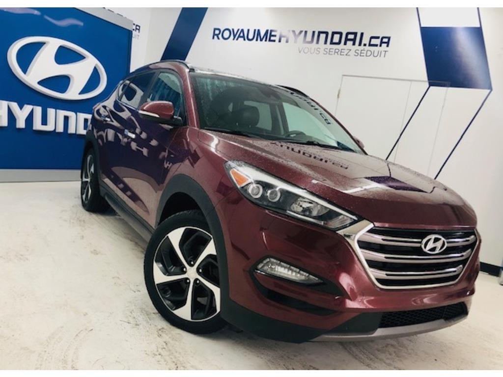 2016 Hyundai  Tucson AWD/GARANTIE/DÉM À DISTANCE/TOIT/NAV