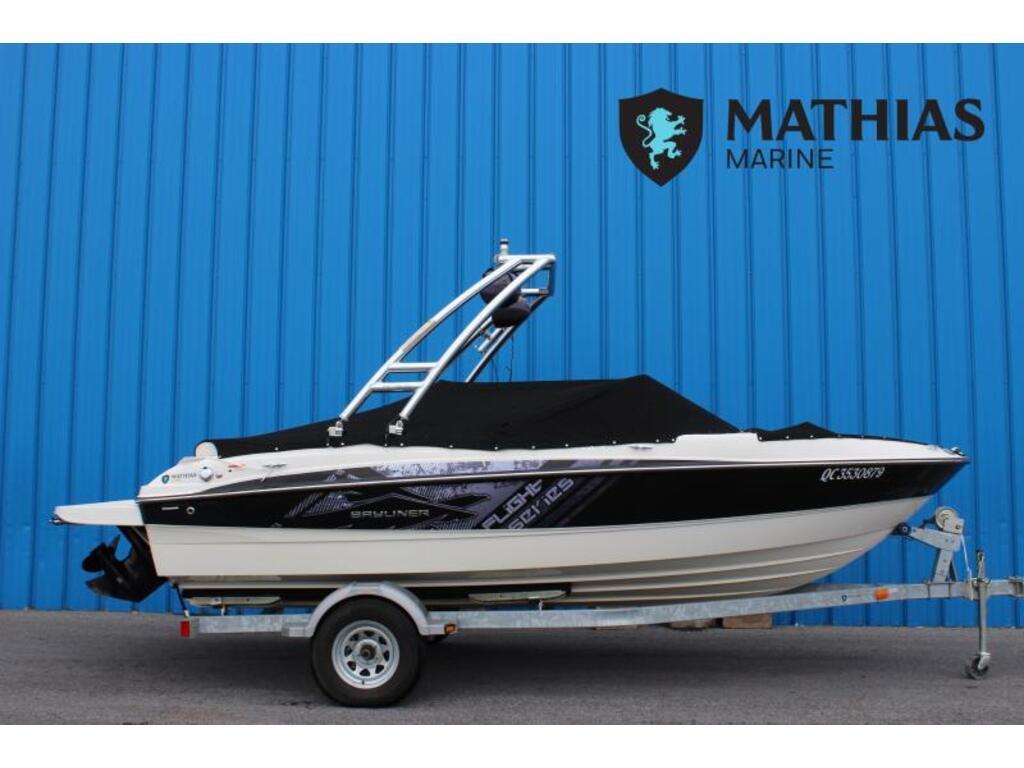 2012 Bayliner boat for sale, model of the boat is 185 Flight Serie & Image # 1 of 6