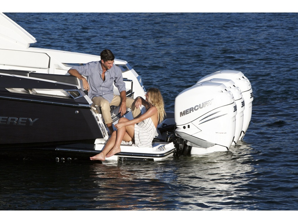2020 Monterey boat for sale, model of the boat is 385 Ss & Image # 23 of 24