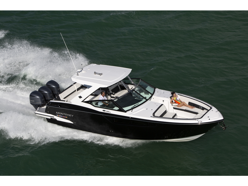 2020 Monterey boat for sale, model of the boat is 385 Ss & Image # 24 of 24