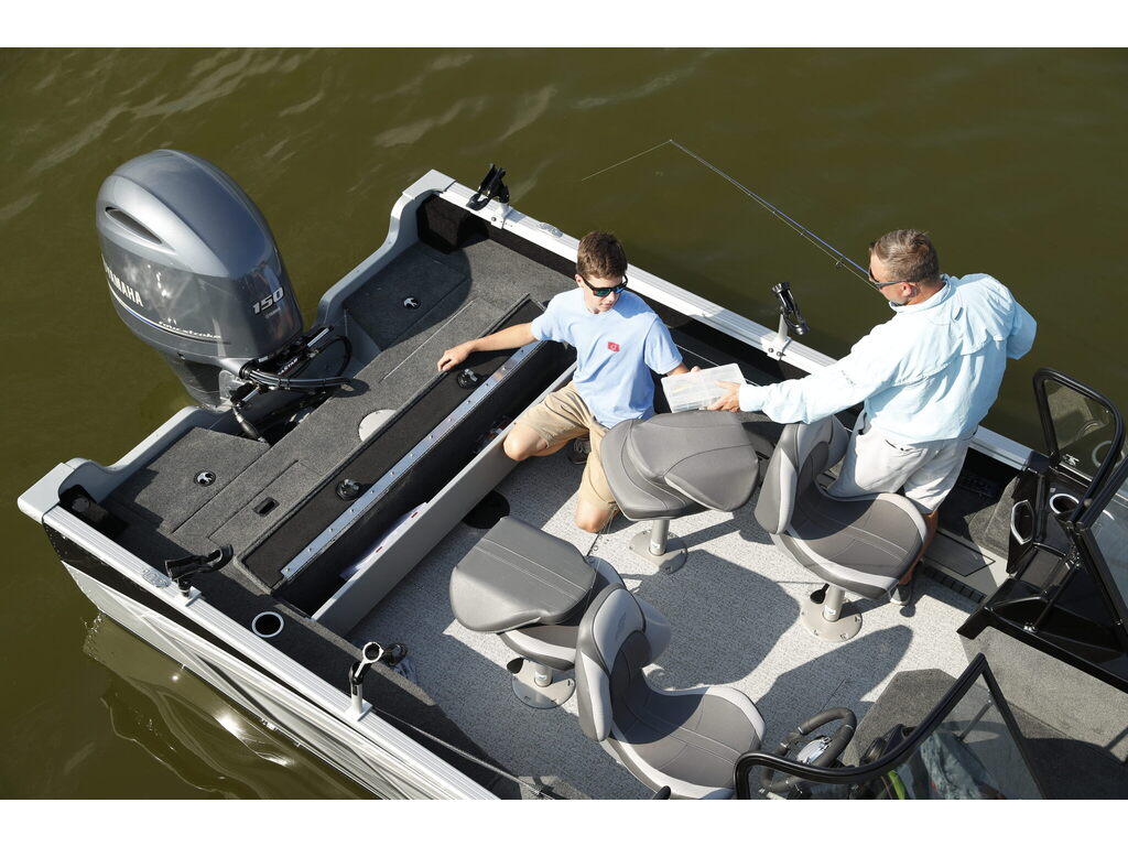 2021 Starcraft boat for sale, model of the boat is Delta Pro Dc & Image # 2 of 11