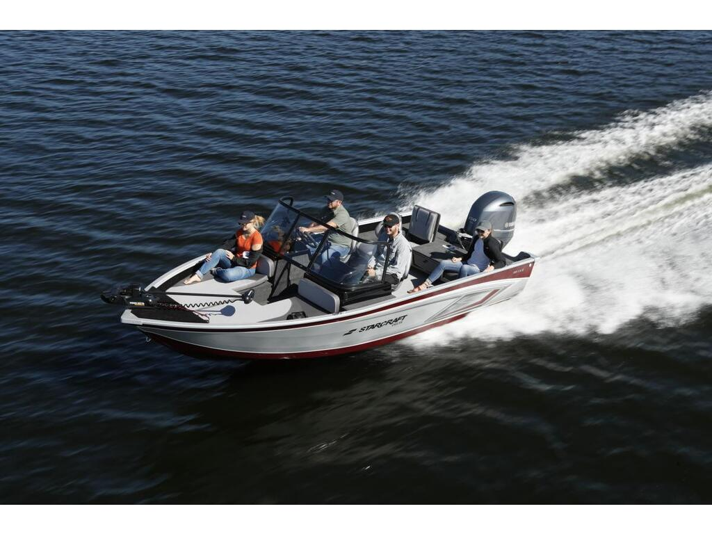 2021 Starcraft boat for sale, model of the boat is Delta 188 Fxs & Image # 10 of 10