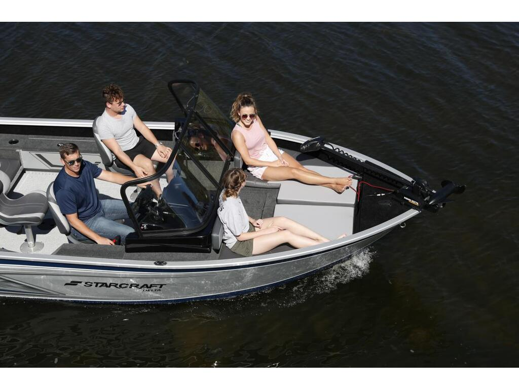 2021 Starcraft boat for sale, model of the boat is Delta 178 Fxs & Image # 2 of 9
