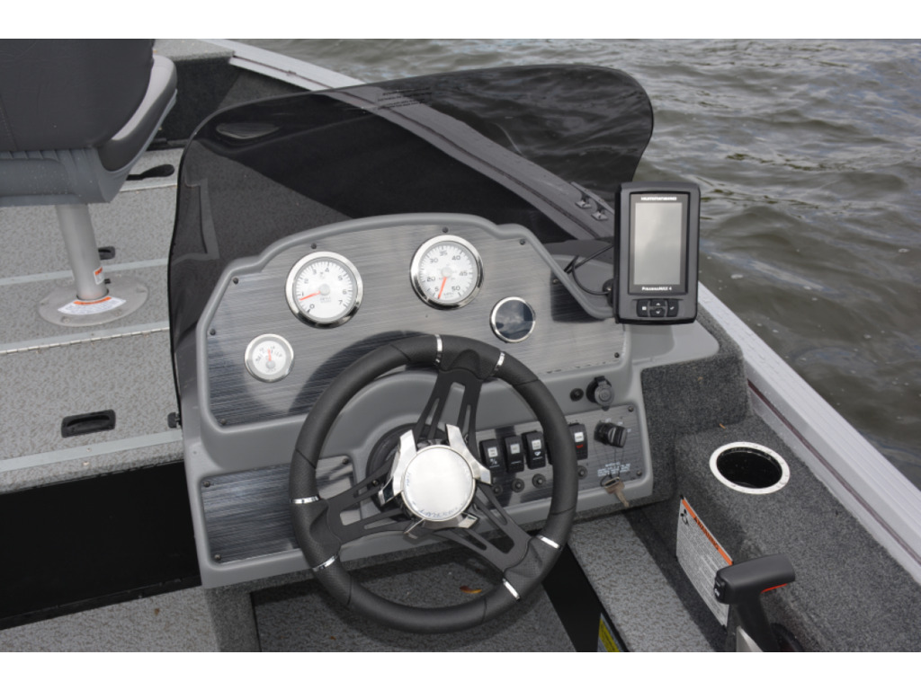 2021 Starcraft boat for sale, model of the boat is Stealth-furtif166 Dc & Image # 2 of 6