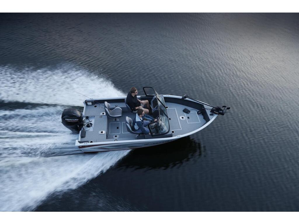 2021 Starcraft boat for sale, model of the boat is Stealth-furtif166 Dc & Image # 6 of 6