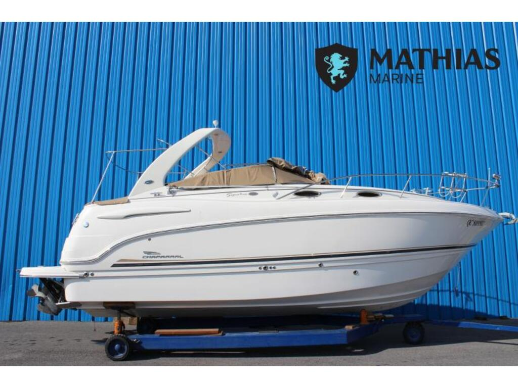 2004 Chaparral boat for sale, model of the boat is 270 Signature & Image # 1 of 8