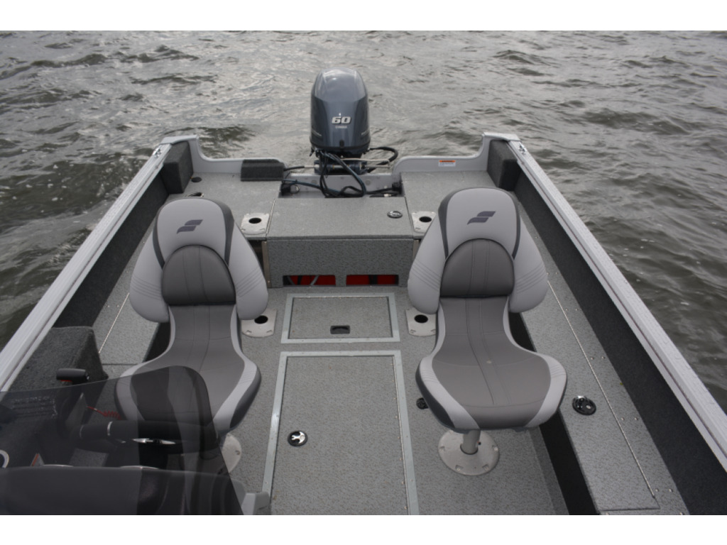 2021 Starcraft boat for sale, model of the boat is Stealth / Furtif 166 Sc & Image # 5 of 9