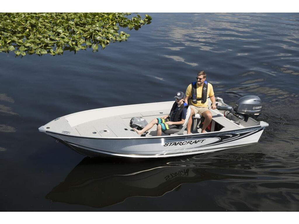 2021 Starcraft boat for sale, model of the boat is Patriote 16 Tl & Image # 6 of 6