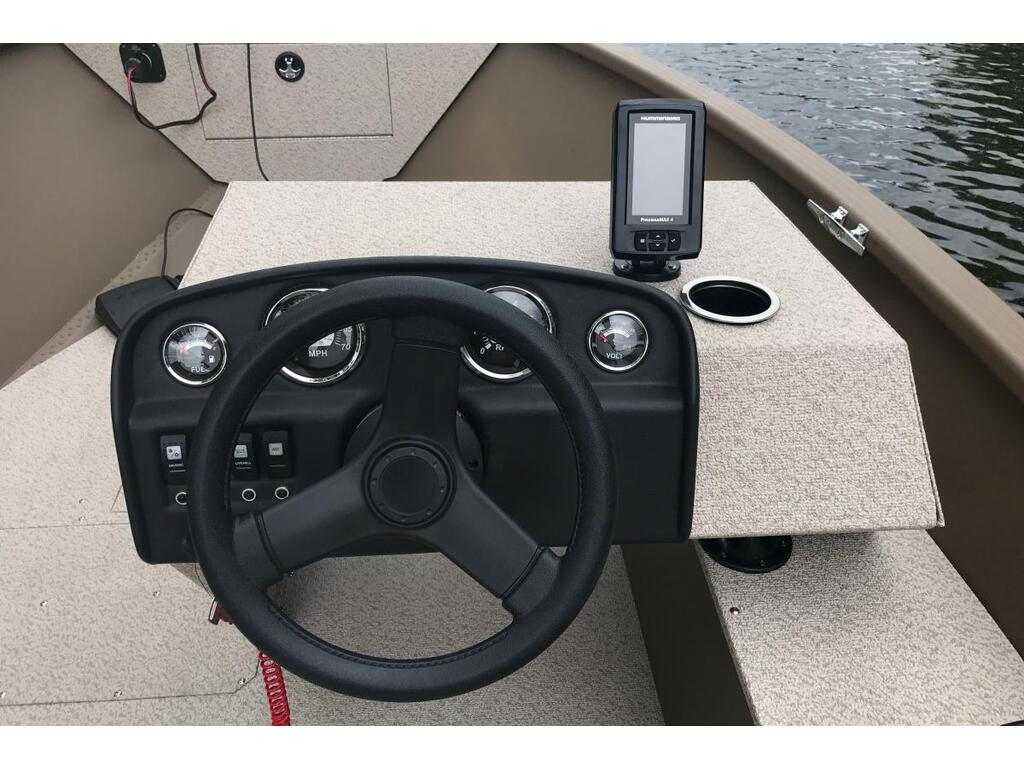 2021 Starcraft boat for sale, model of the boat is LibertÉ/freedom 180 Sc  & Image # 2 of 7