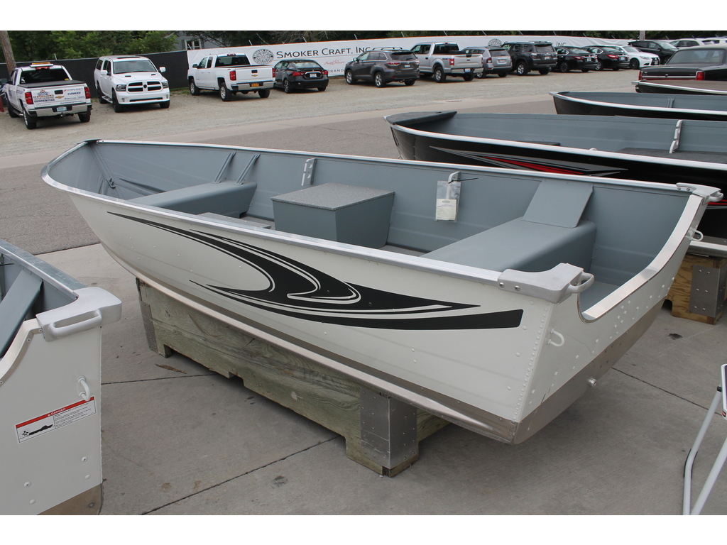 2021 Starcraft boat for sale, model of the boat is Alaskan Tl Dlx 15' (split) & Image # 4 of 7