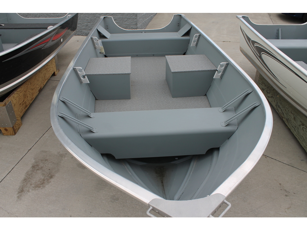 2021 Starcraft boat for sale, model of the boat is Alaskan Tl Dlx 15' (split) & Image # 5 of 7
