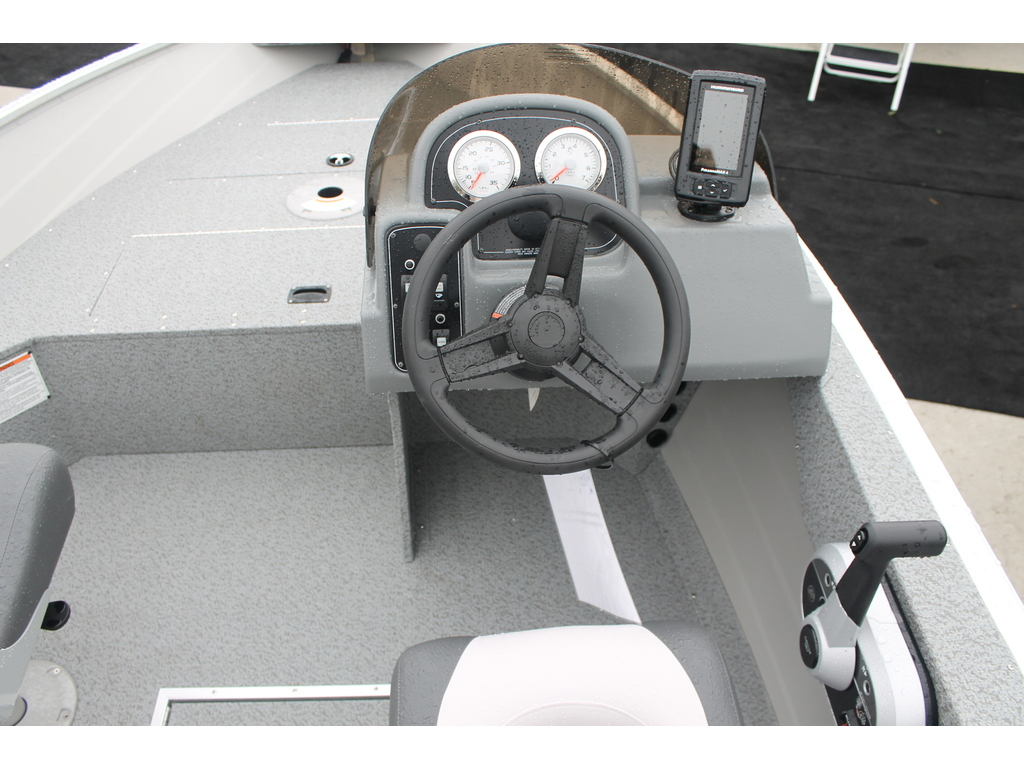 2021 Starcraft boat for sale, model of the boat is Patriote/patriot 16 Dlx Sc & Image # 3 of 7
