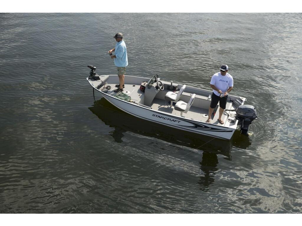 2021 Starcraft boat for sale, model of the boat is Patriote/patriot 16 Dlx Sc & Image # 7 of 7