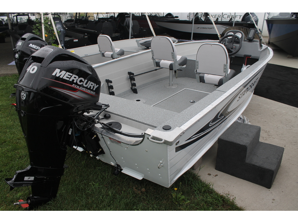 2021 Starcraft boat for sale, model of the boat is Patriote/patriot 16 Dlx Sc & Image # 2 of 7