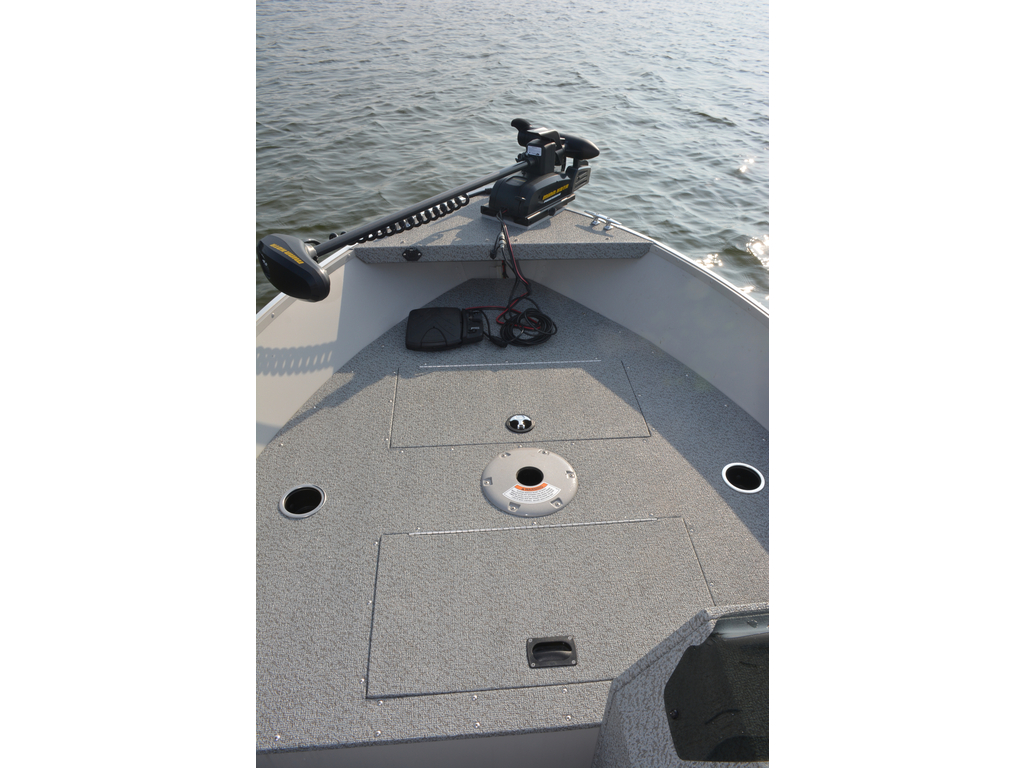 2021 Starcraft boat for sale, model of the boat is Patriote/patriot 16 Sc  & Image # 3 of 9