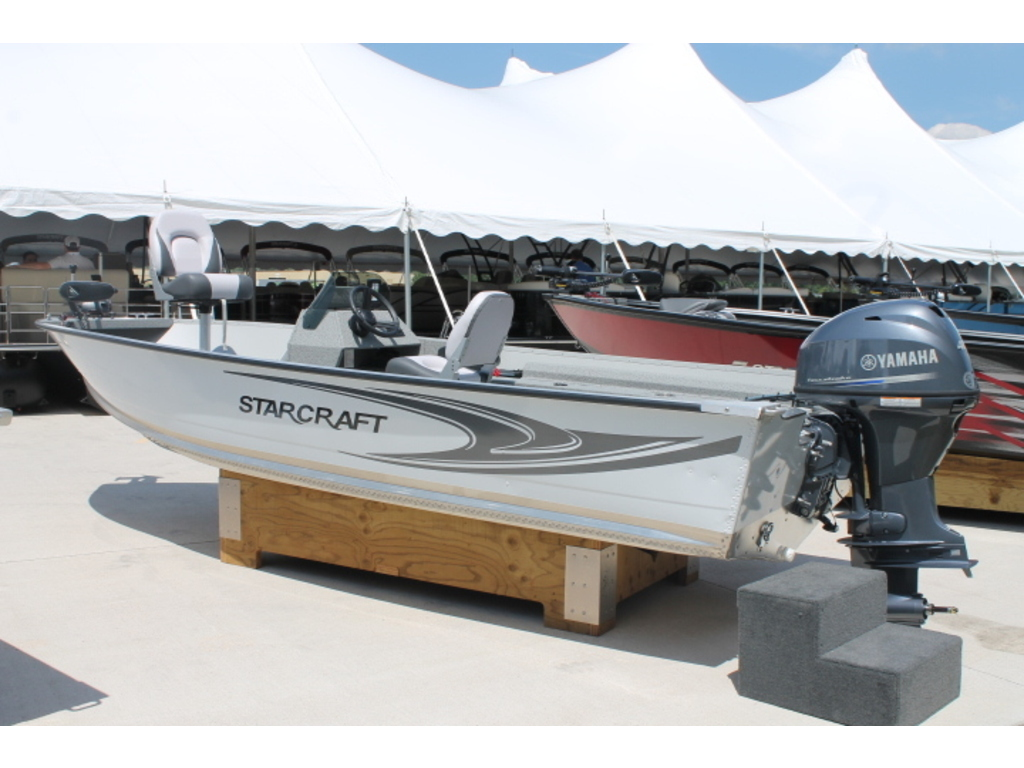 2021 Starcraft boat for sale, model of the boat is Patriote/patriot 16 Sc  & Image # 2 of 9