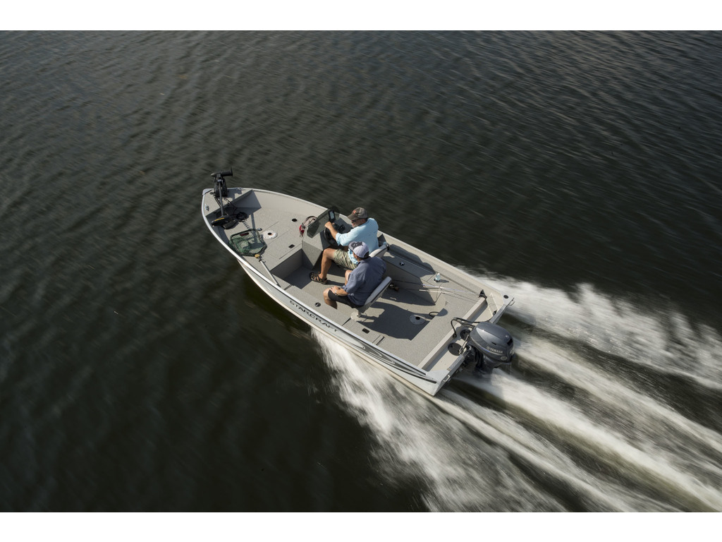 2021 Starcraft boat for sale, model of the boat is Patriote/patriot 16 Sc  & Image # 8 of 9