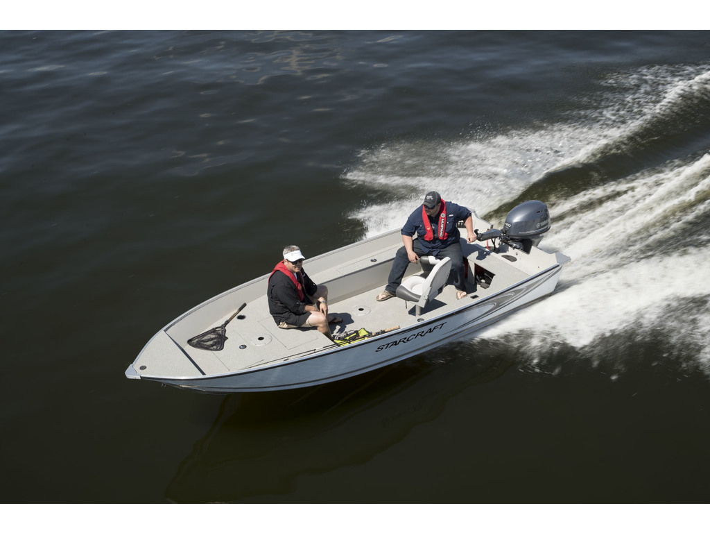 2021 Starcraft boat for sale, model of the boat is Patriote/patriot 16 Dlx Tl & Image # 5 of 5