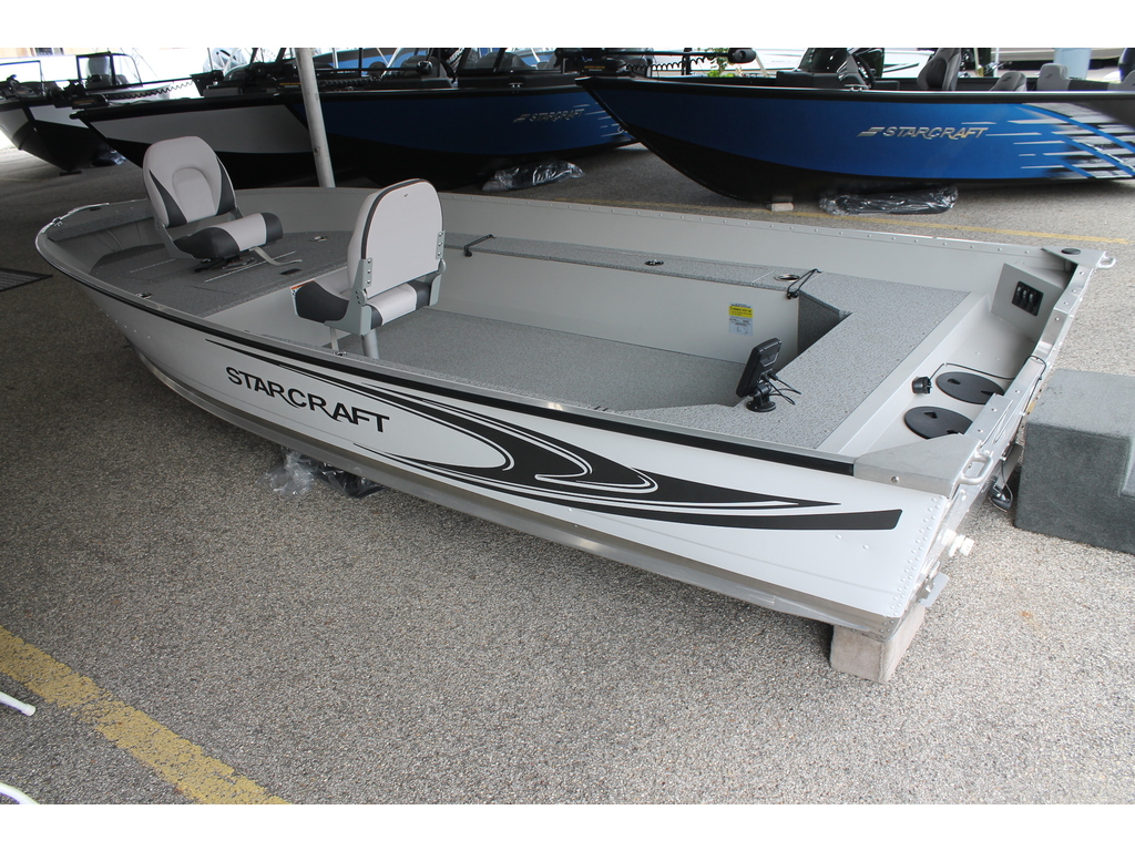 2021 Starcraft boat for sale, model of the boat is Patriote/patriot 16 Dlx Tl & Image # 2 of 5