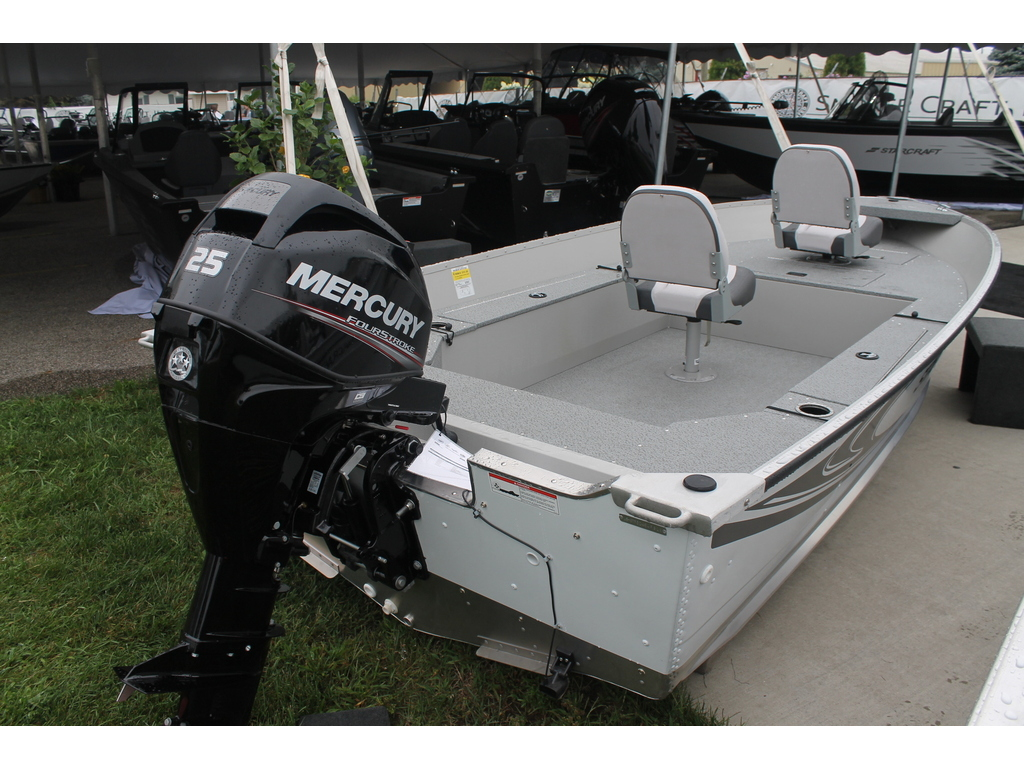 2021 Starcraft boat for sale, model of the boat is Patriote/patriot 14 Tl & Image # 2 of 5
