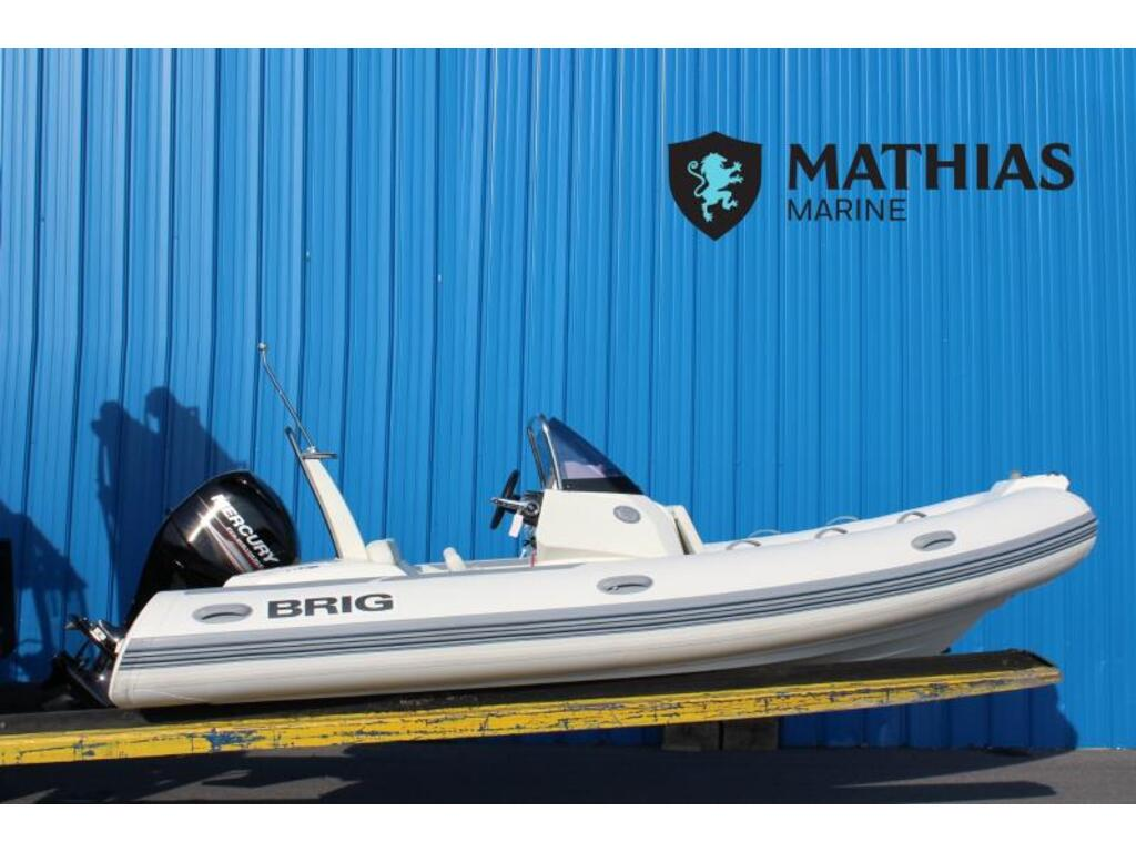 2020 Brig boat for sale, model of the boat is Eagle Series & Image # 1 of 3