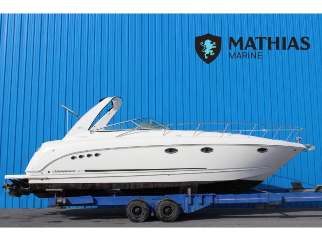 2012 Chaparral boat for sale, model of the boat is 370 & Image # 1 of 5