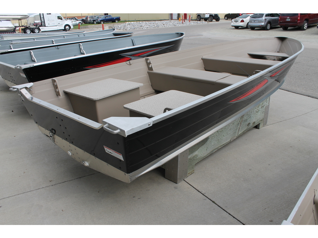 2021 Starcraft boat for sale, model of the boat is Voyageur/sf 16 Tl  & Image # 5 of 6