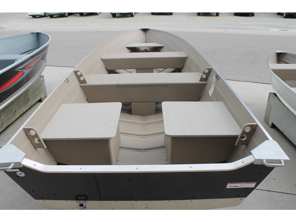 2021 Starcraft boat for sale, model of the boat is Voyageur/sf 16 Tl  & Image # 4 of 6