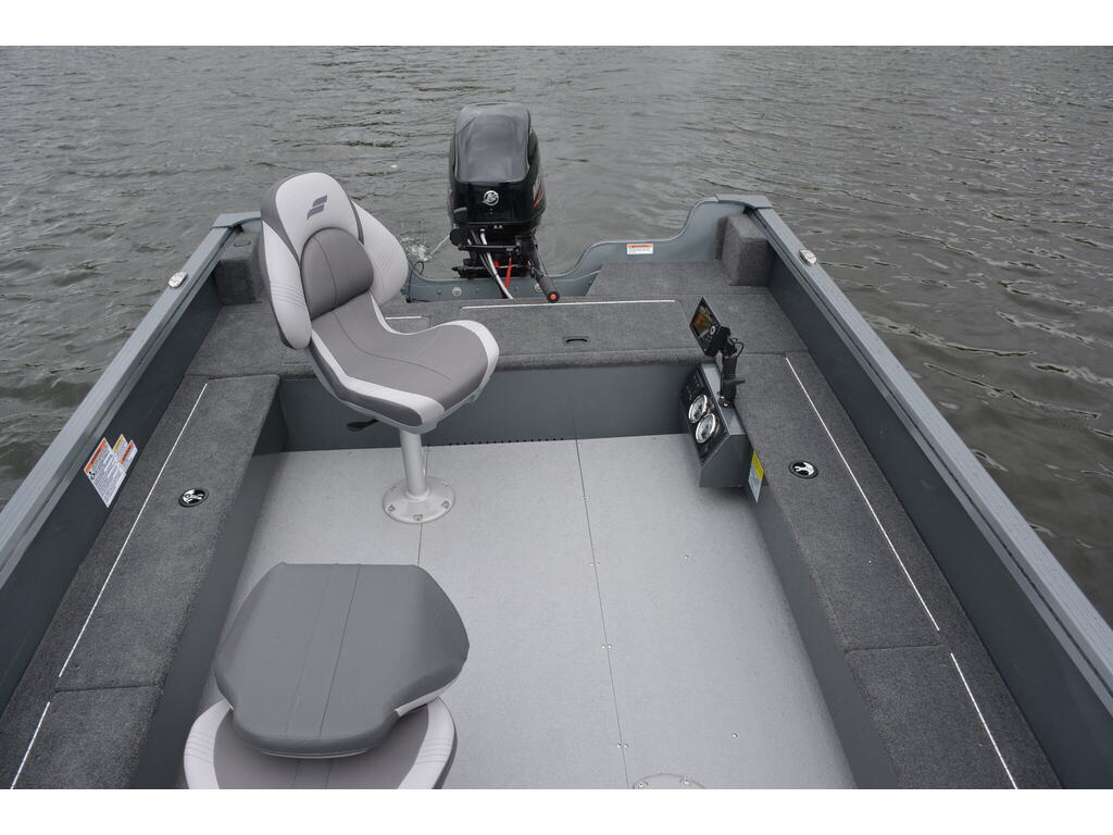 2021 Starcraft boat for sale, model of the boat is Storm 166 Sc  & Image # 8 of 9