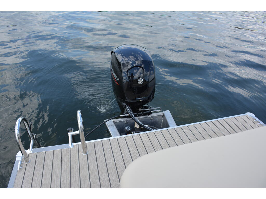 2021 Starcraft boat for sale, model of the boat is Ponton Ex 22 Q & Image # 5 of 9