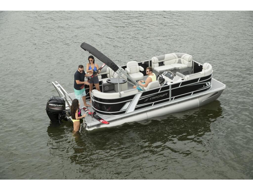 2021 Starcraft boat for sale, model of the boat is Ponton Ex 20 R  & Image # 5 of 5
