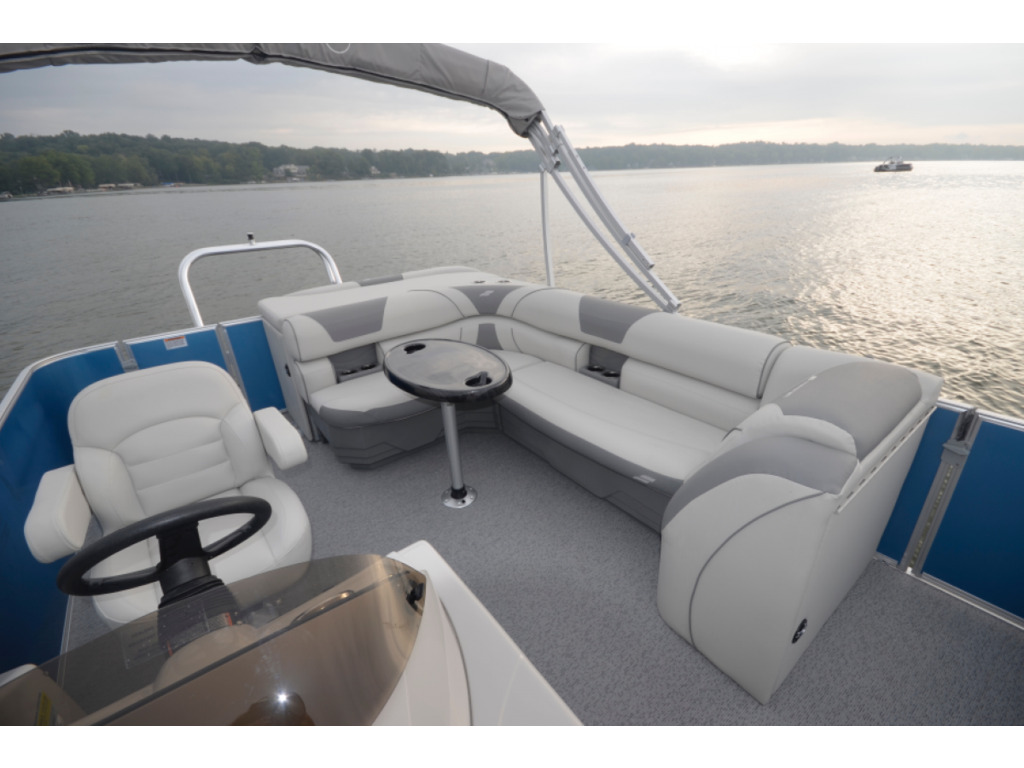2021 Starcraft boat for sale, model of the boat is Ponton Ex 22 Csg & Image # 6 of 6