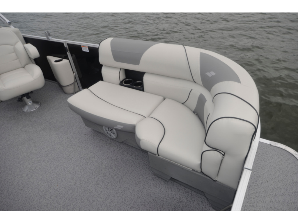 2021 Starcraft boat for sale, model of the boat is Ponton Ex 22 Csg & Image # 3 of 6