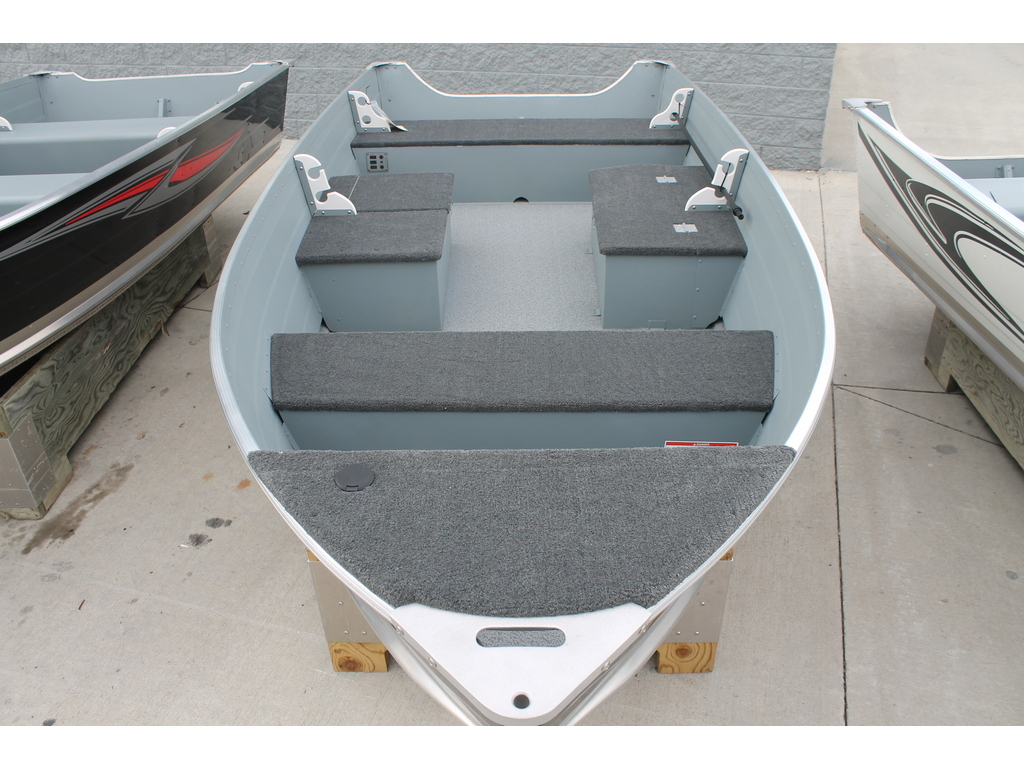 2021 Starcraft boat for sale, model of the boat is Sf Dlx 16 & Image # 6 of 7