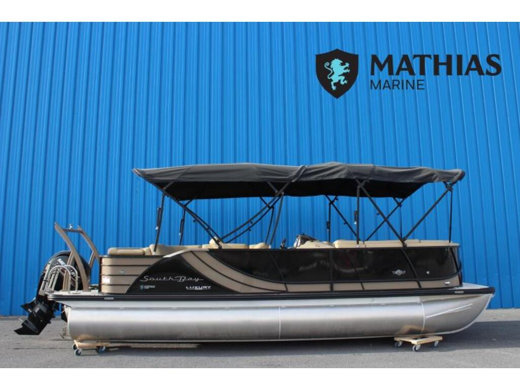 2019 Southbay Ponton boat for sale, model of the boat is 523cr & Image # 1 of 6