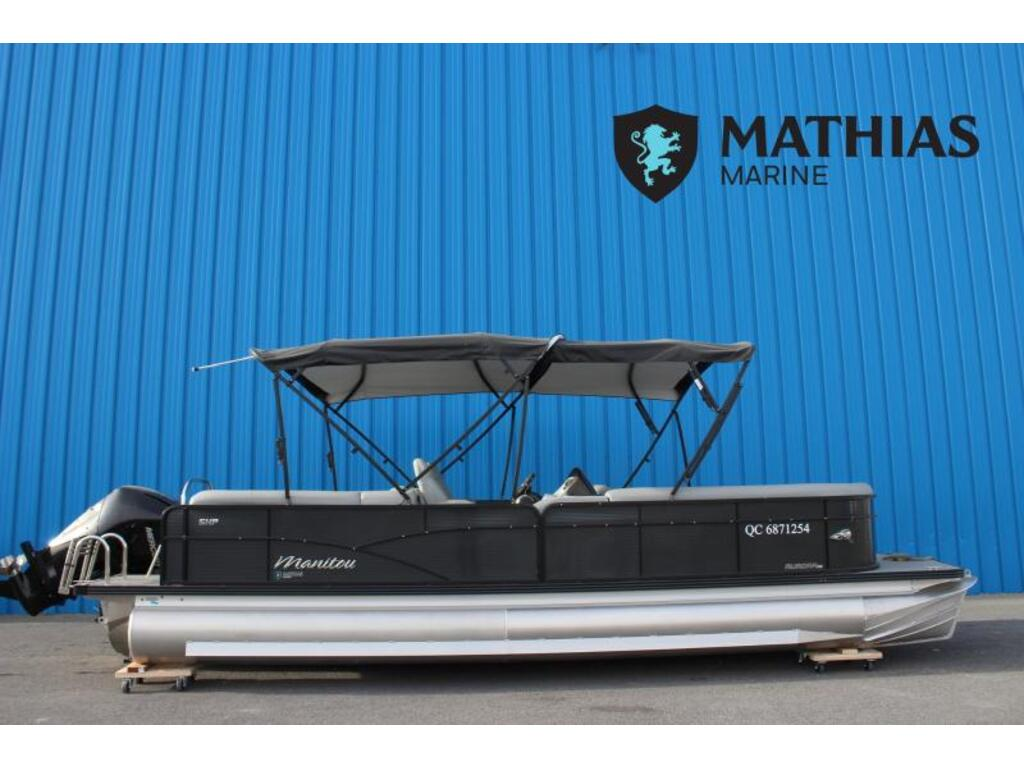 2019 Manitou boat for sale, model of the boat is 25 Aurora Le Shp Rf & Image # 1 of 6