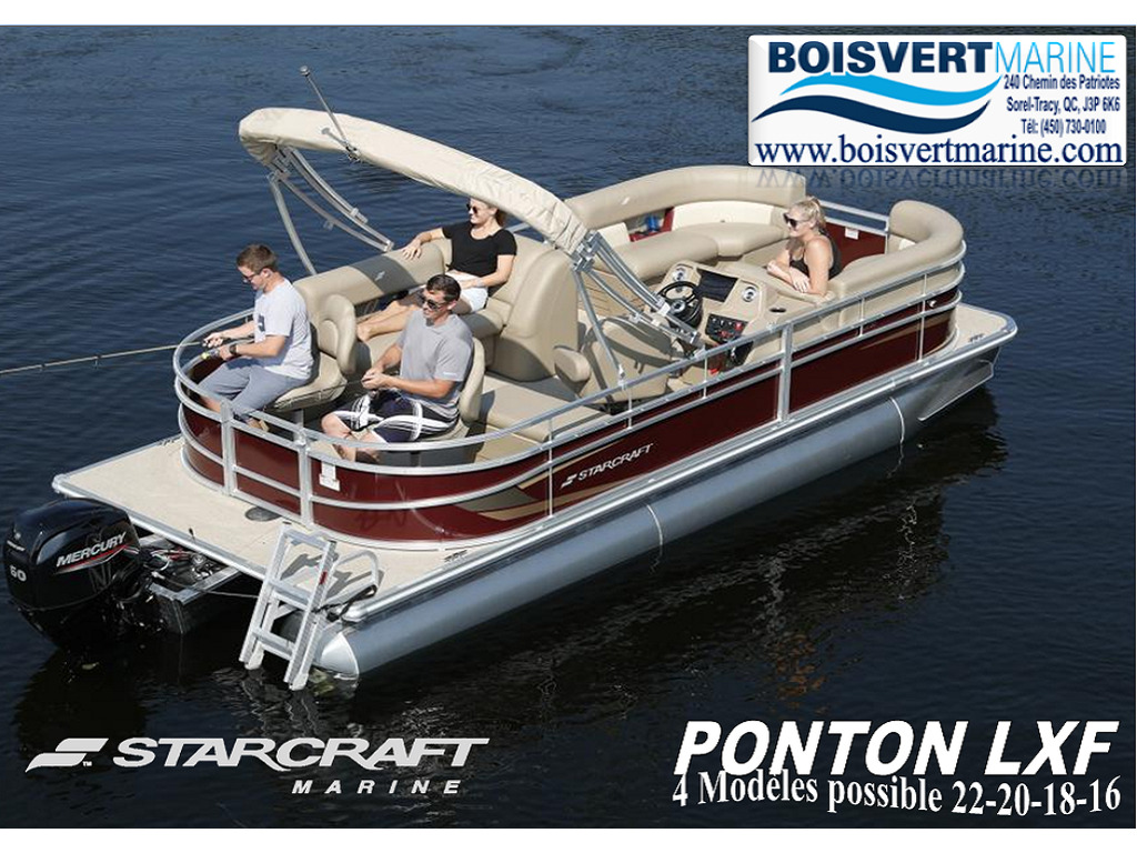 2021 Starcraft boat for sale, model of the boat is Lxf 22-20-18-16 & Image # 1 of 10