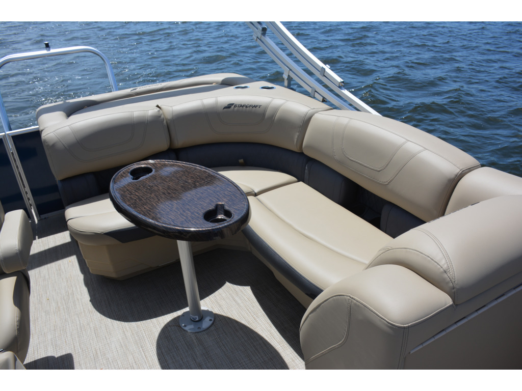2021 Starcraft boat for sale, model of the boat is Ponton Cx  & Image # 4 of 9
