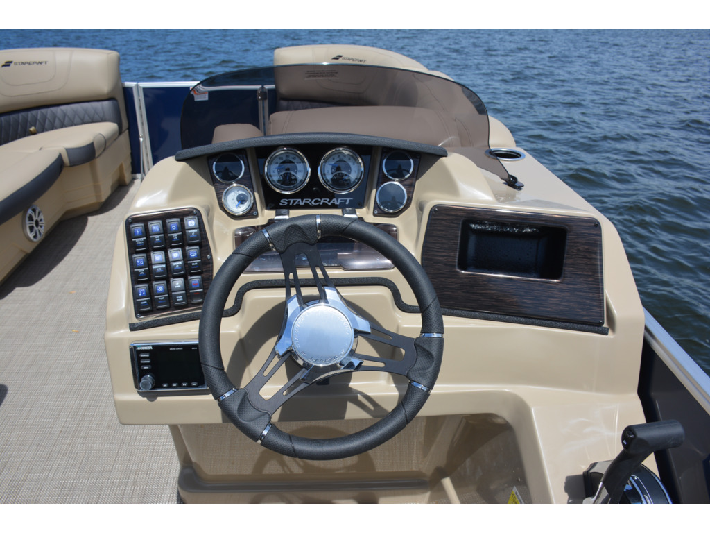 2021 Starcraft boat for sale, model of the boat is Ponton Cx  & Image # 6 of 9