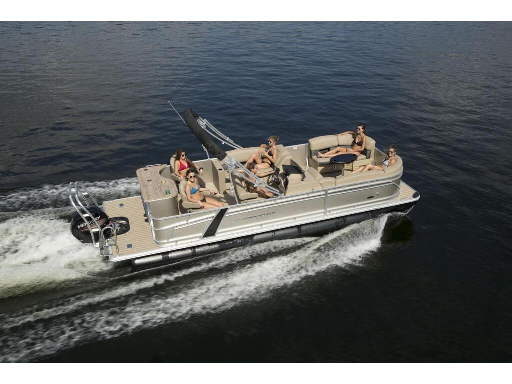 2021 Starcraft boat for sale, model of the boat is Ponton Cx E & Image # 2 of 2