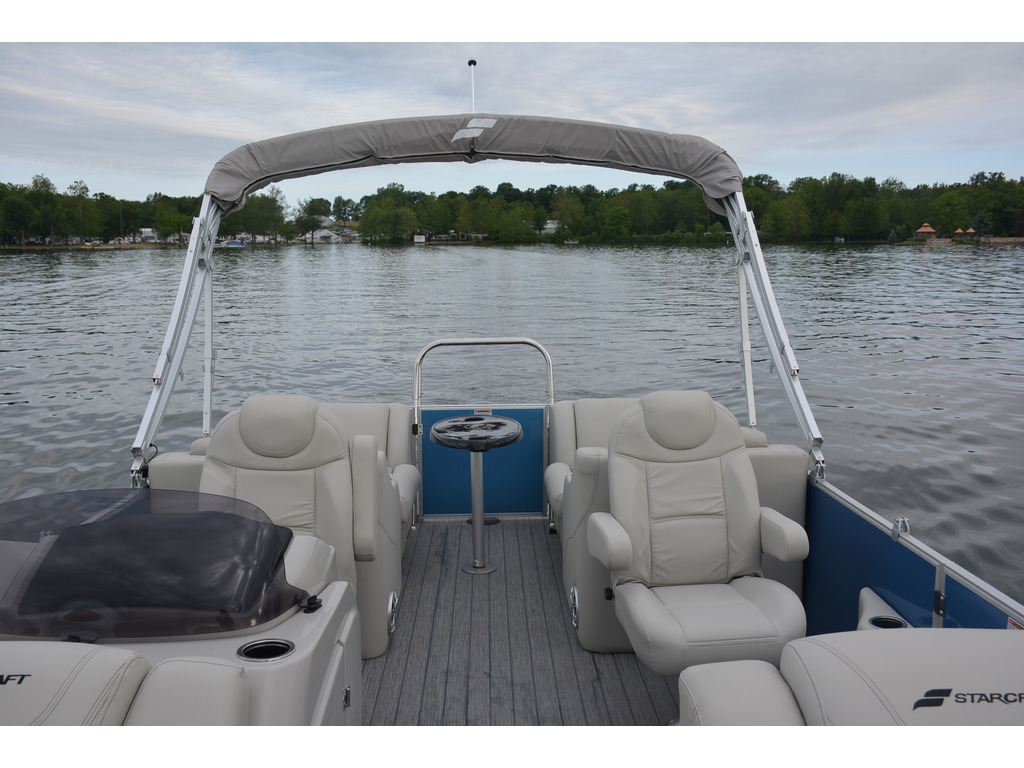 2021 Starcraft boat for sale, model of the boat is Ponton Cx Rl  & Image # 4 of 11