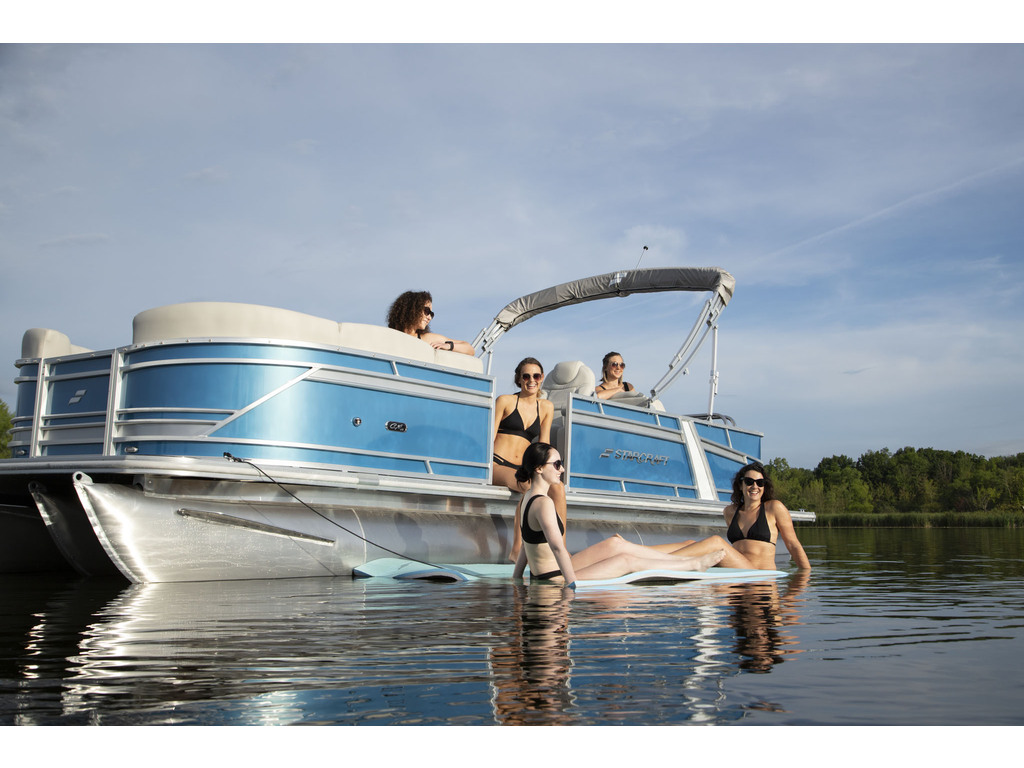 2021 Starcraft boat for sale, model of the boat is Ponton Cx Rl  & Image # 11 of 11