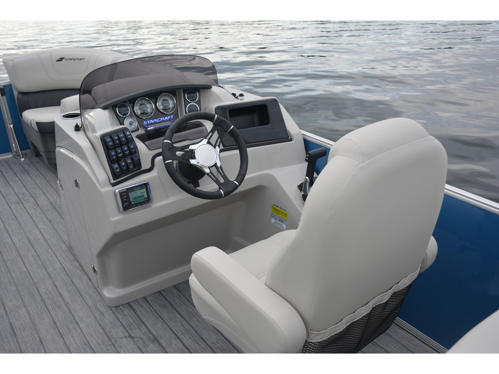 2021 Starcraft boat for sale, model of the boat is Ponton Cx Rl  & Image # 5 of 11