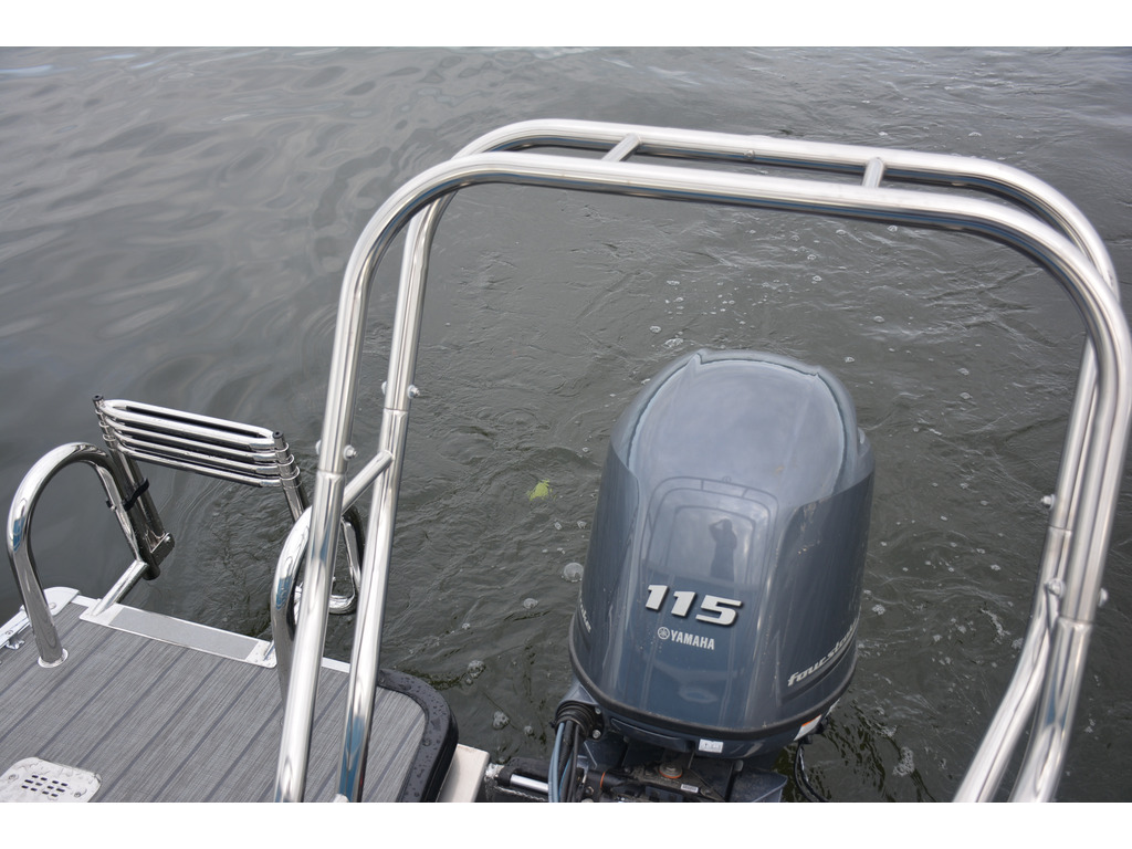 2021 Starcraft boat for sale, model of the boat is Ponton Cx Rl  & Image # 6 of 11