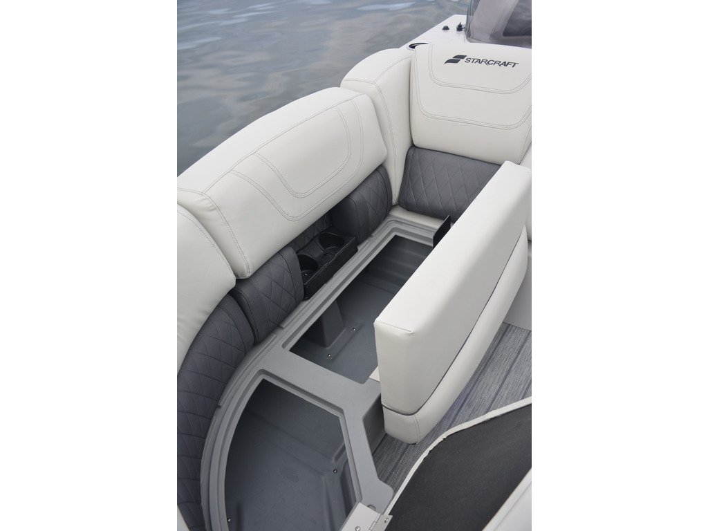 2021 Starcraft boat for sale, model of the boat is Ponton Cx Rl  & Image # 10 of 11