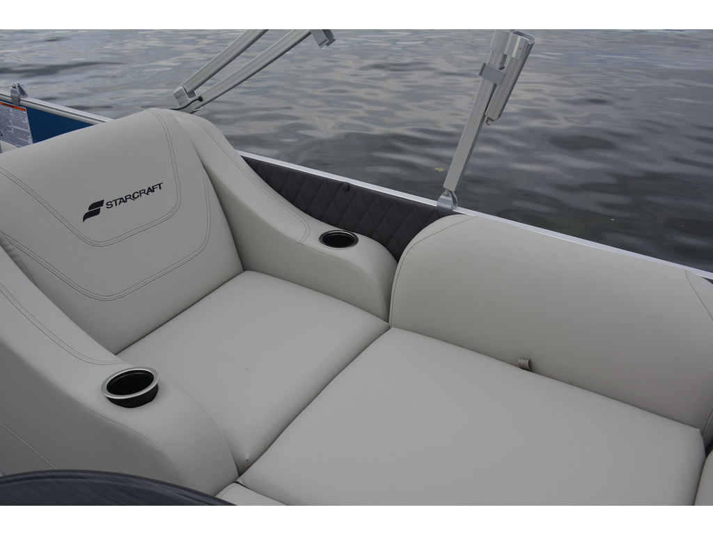 2021 Starcraft boat for sale, model of the boat is Ponton Cx R & Image # 2 of 8