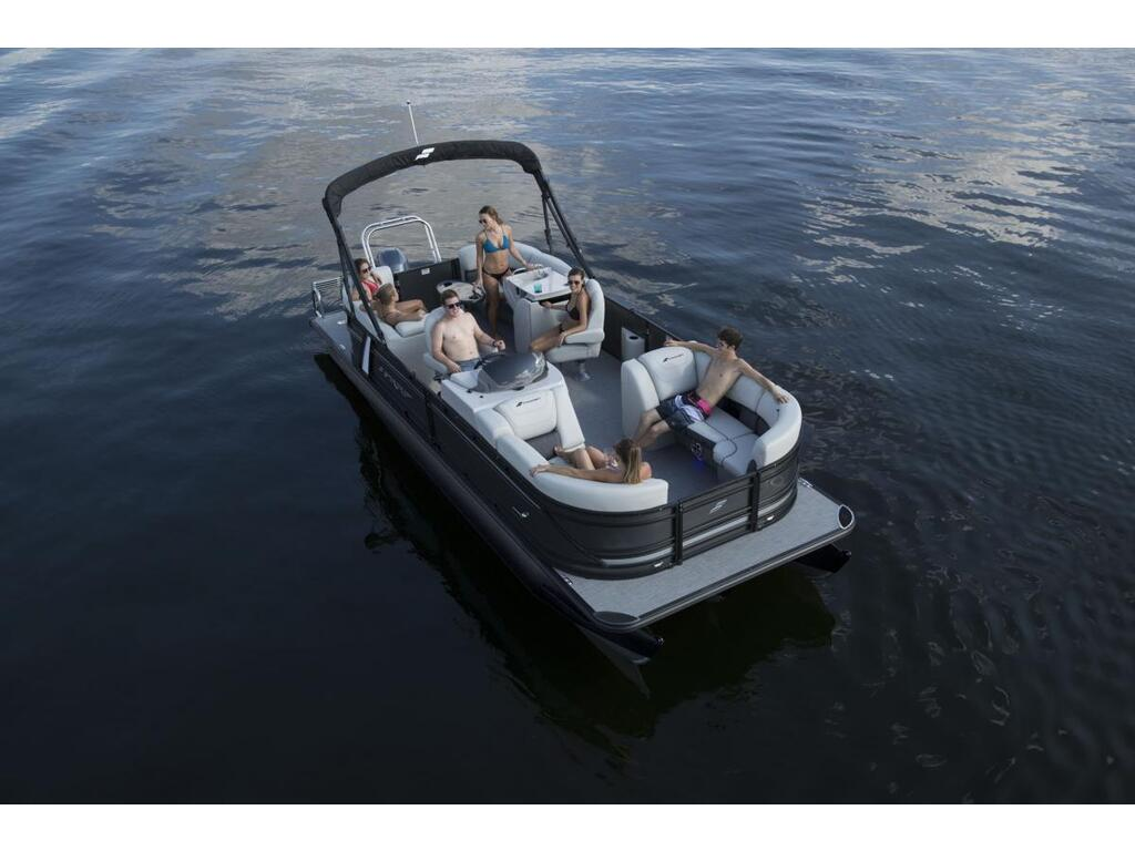 2021 Starcraft boat for sale, model of the boat is Ponton Cx R & Image # 8 of 8