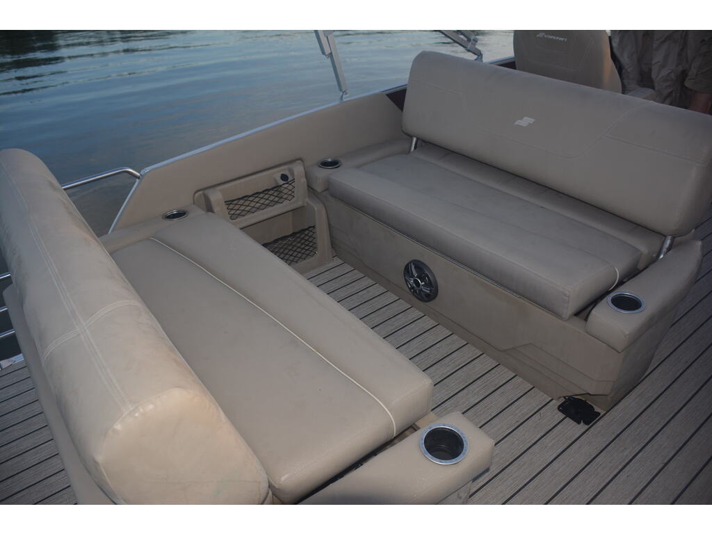 2021 Starcraft boat for sale, model of the boat is Ponton Cx Dl & Image # 8 of 10